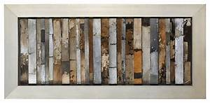 urban abstract wall art rustic fine art prints by renwil With kitchen colors with white cabinets with extra large abstract wall art