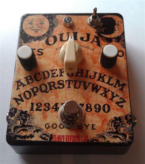 el effects ouija fuzz guitar pedal el effects guitar pedals diy guitar pedal guitar