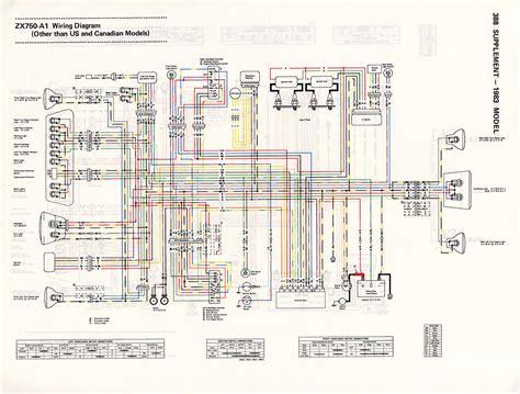 1983 Kawasaki Wiring Diagram by 1976 Kz 900 Wiring Diagram Fixya
