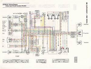 1976 Kz 900 Wiring Diagram