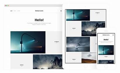 Adobe Portfolio Myportfolio Website Inspiration Interactive Web