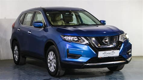 10.1 inch roof mounted lcd panel. NISSAN X-TRAIL 2020 - 3973KM | AWR Certified Cars