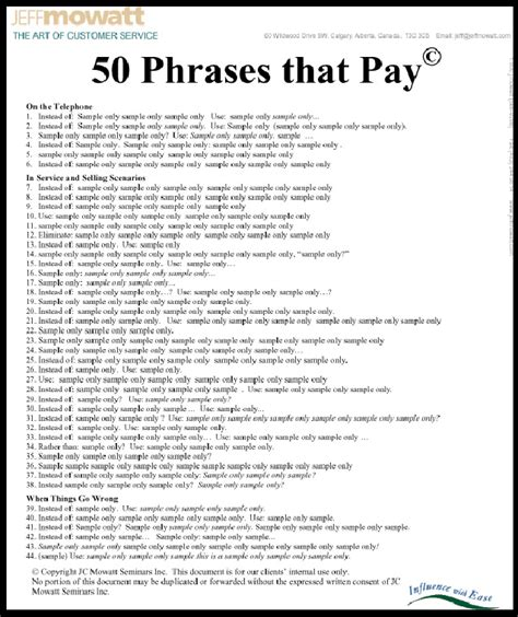 Customer Service Phrases Pictures To Pin On Pinterest