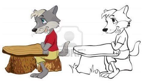 dessin de loup assis dessin en couleurs 224 imprimer animaux loup num 233 ro 156735