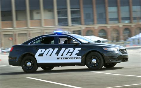 Ford Police Interceptor Still The Quickest Ford Authority