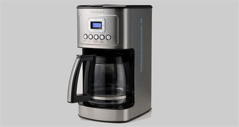 Cuisinart Coffee Maker Is the New Champ   Consumer Reports