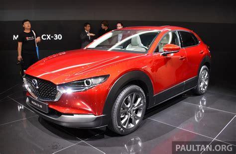 2020 mazda x30 mazda cx 30 makes its debut at geneva motor show new suv