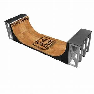 Tech Deck Half Pipe SK8 Parks with Exclusive Flip 96mm ...