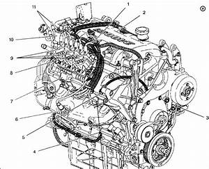 2000 Pontiac Montana Firing Order  Engine Mechanical