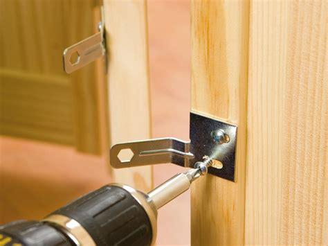 Bi Fold Closet Door Hardware by Install Bifold Closet Doors How Tos Diy