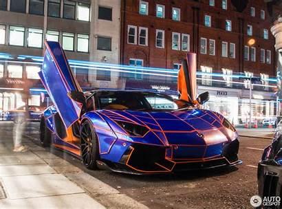 Aventador Lamborghini Wide Liberty Walk Lb Performance