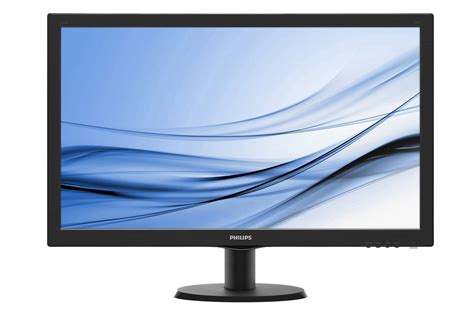 bureau d馗o ecran pc philips 273v5lhab 4168275 darty
