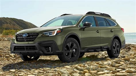Outback News by Subaru Outback 2020 More Tech More Turbo For All New