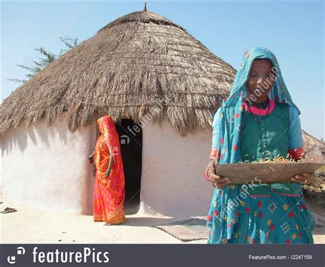 south asia poor indian people stock picture