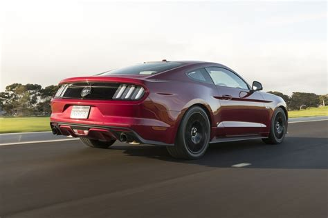 ford finally flies factory backed mustang mods goauto