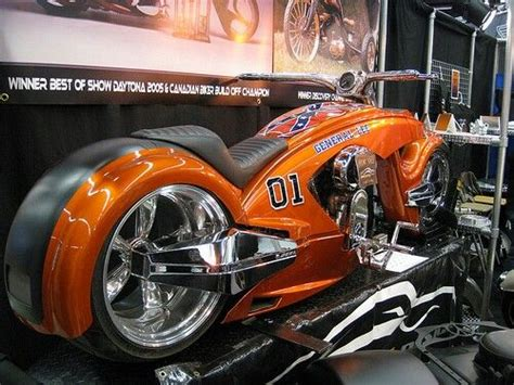 Custom Bike's On Pinterest