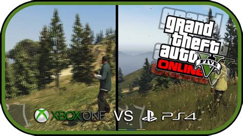 Kaos One One Graphic 5 gta 5 xbox one vs ps4 graphics comparison 1080p gta v