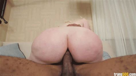 pale shemale sucks and gets bareback fucked by hung black stud… godivatgirls shemale