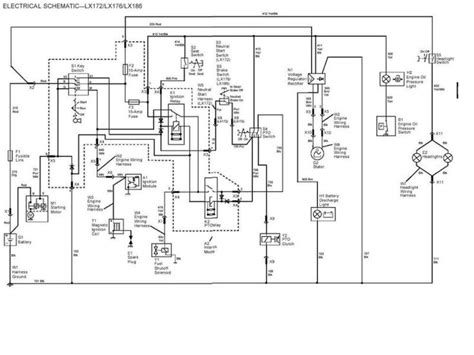 wiring diagrams   john deere  hp kawasaki diagram