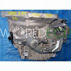Gearbox Transmission M32 Opel Astra H 1 9 Cdti Z19dt