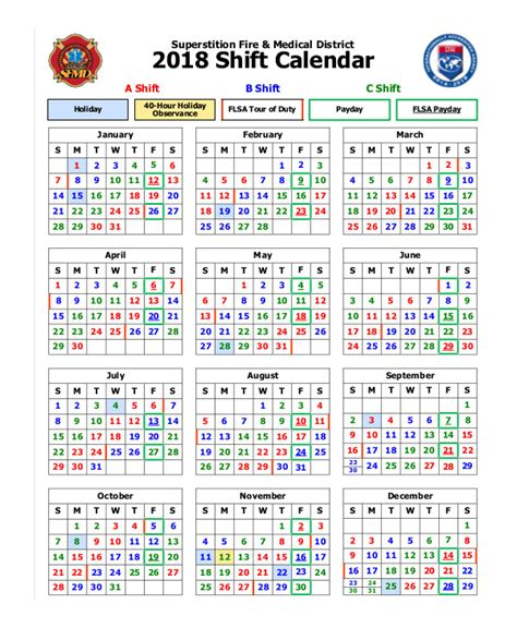 12 hour schedule template calendar template printable. Dupont 12 Hr Schedule Pdf : Rotating Shift Schedule ...