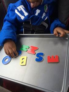 magnetic letters on a cookie sheet melissa and doug With magnetic letters for cars