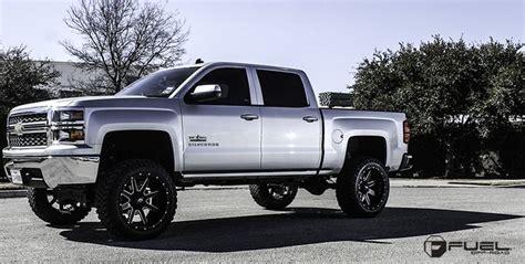 gallery fuel  road wheels trucks chevy pickup