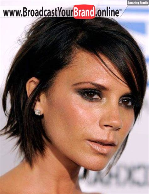 Victoria Beckham Haircut 2016   YouTube