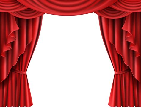 Red Curtain Clipart Image Gallery Yopriceville High