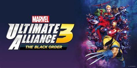 Marvel Ultimate Alliance 3 The Black Order PC Version Full ...