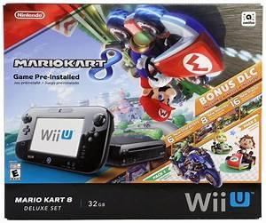 Mario Kart Wii U : new nintendo wii u console mario kart 8 deluxe set 45496881733 ebay ~ Maxctalentgroup.com Avis de Voitures