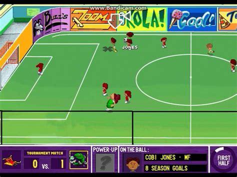 Backyard Soccer League Pc Tournament Game 10 Burn It