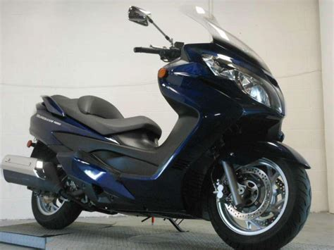 2007 Suzuki Burgman 400 by 2007 Suzuki En400 Burgman 400 Used Scooter For Sale On