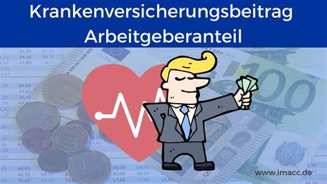 krankenversicherung beitrag  beitragssatz beitraege