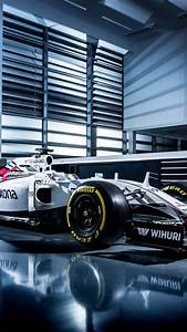 Wallpaper Williams FW38, Formula 1, testing, LIVE from
