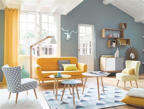 canapé petit salon salon sejour moderne chaleureux