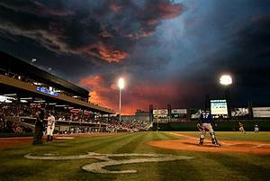 Baseball Sunset | John Schreiber Photography