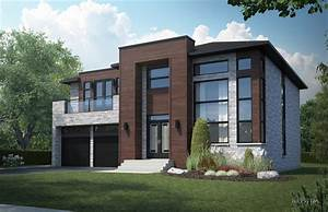 modele 6 With exemple de maison neuve 1 maison neuve contemporaine