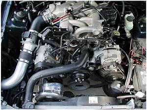 Ford Mustang V6 3 8l 1999-2003