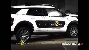 Citroen C4 Cactus - Euro Ncap Crash Test