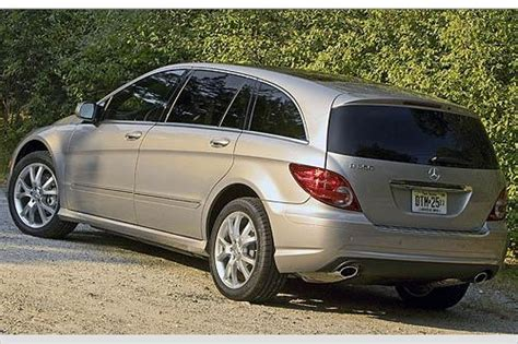 Used 2010 Mercedes-benz R-class For Sale