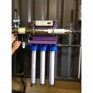 Filtration De L Eau : filtre lavable 20 pouces 60 microns pour filtration de l ~ Premium-room.com Idées de Décoration
