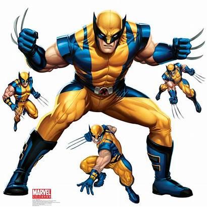 Wolverine Marvel 4x4