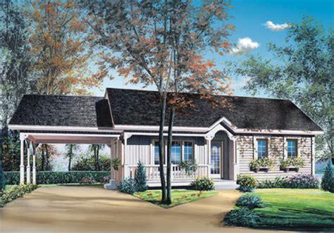 bedroom ranch  carport dr architectural designs house plans