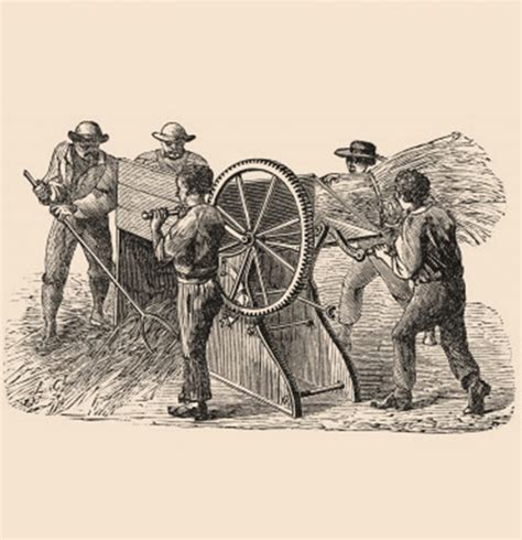 industrial revolution the swing riots of 1830