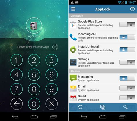 iphone app lock app lock apk app protector v6 5 7 for android