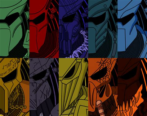 Predators Wallpaper By Mobianmonster On Deviantart