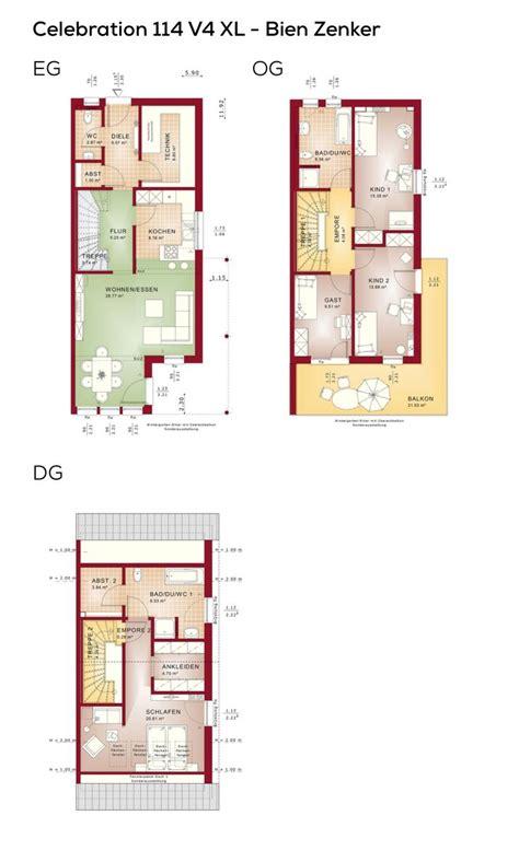 Doppelhaushälfte Grundrisse Modern by 20 Besten Grundriss Doppelhaush 228 Lfte Bilder Auf