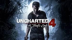 Wallpaper Nathan Drake Uncharted 4 A Thief39s End PS4