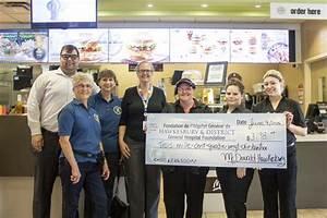 La Fondation HGH reçoit un Grand McDon : HGH Foundation